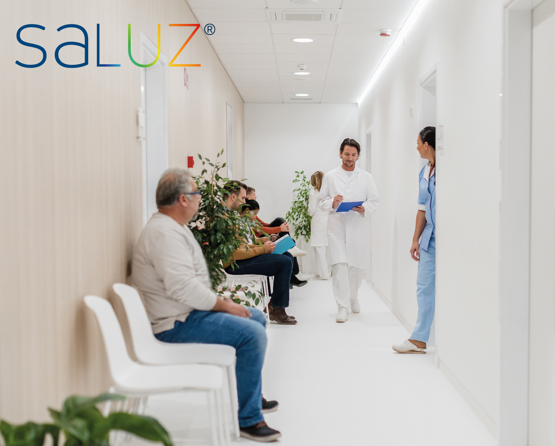 Sala espera hospital ubeda
